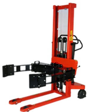 Reel Rotator, Reel Rotator Fork Over (RR)