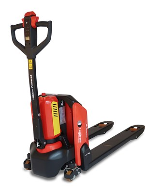 Pallet trucks, Lithium powered pallet truck, Mover (LM)