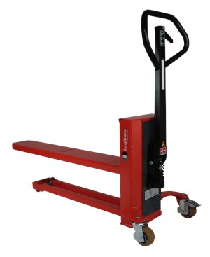Quarter Pallet Trucks (LogiQ), Double quarter pallet lifter, DLQ440